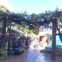 Olivera Street, Downtown LA