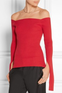 https://www.net-a-porter.com/us/en/product/653537/Jacquemus/off-the-shoulder-ribbed-cotton-blend-sweater